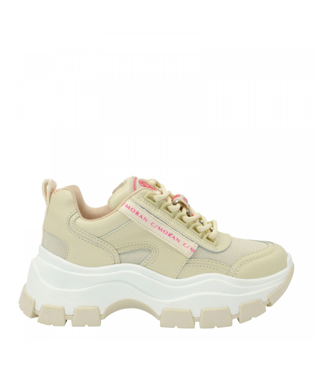 Zapatillas Mujer 328 Cuero